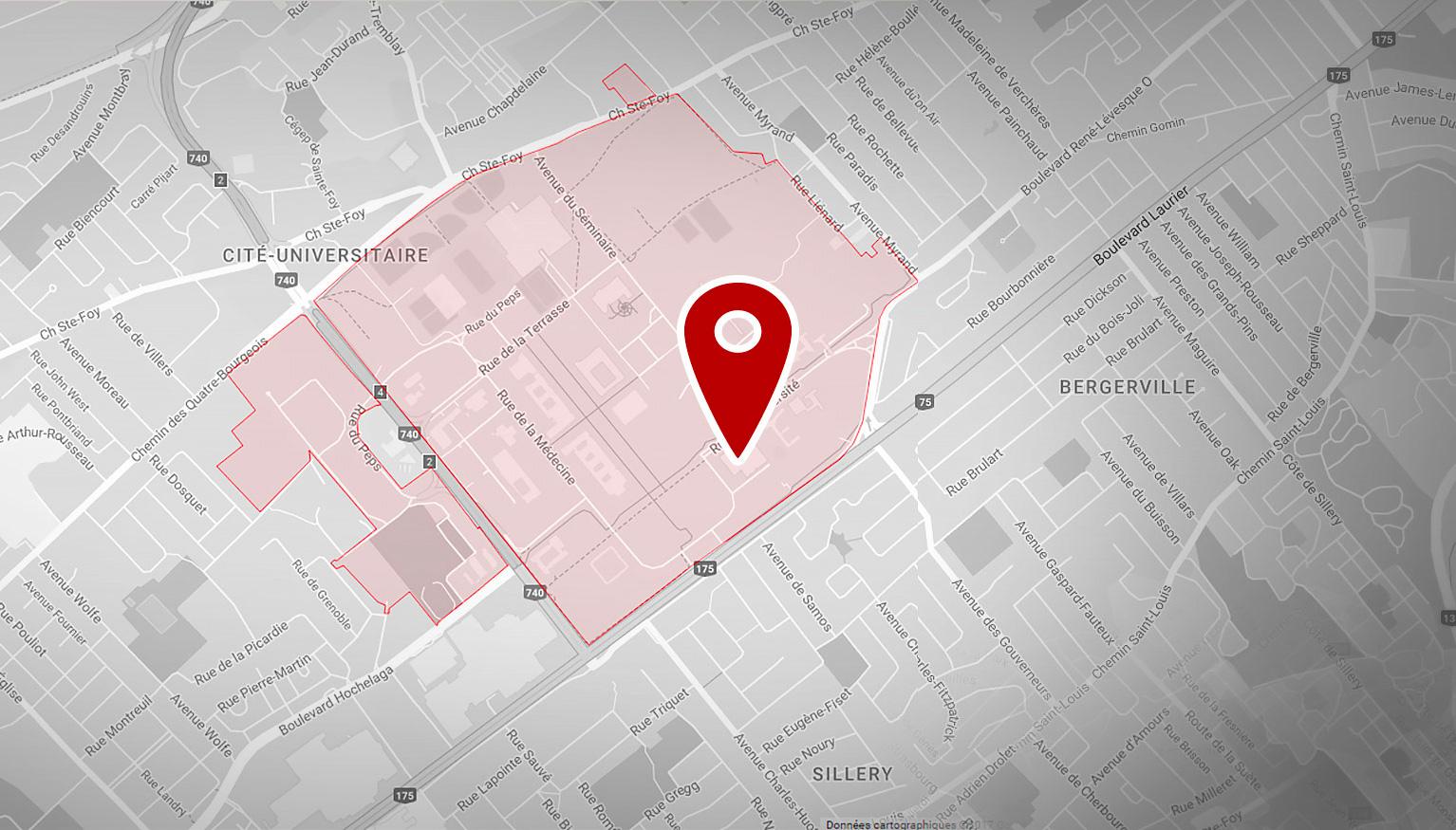 Carte Canada Dans Le Monde.Bienvenue A L Universite Laval Ulaval Ville De Quebec